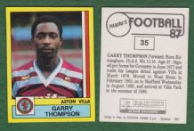 Aston Villa Garry Thompson 35